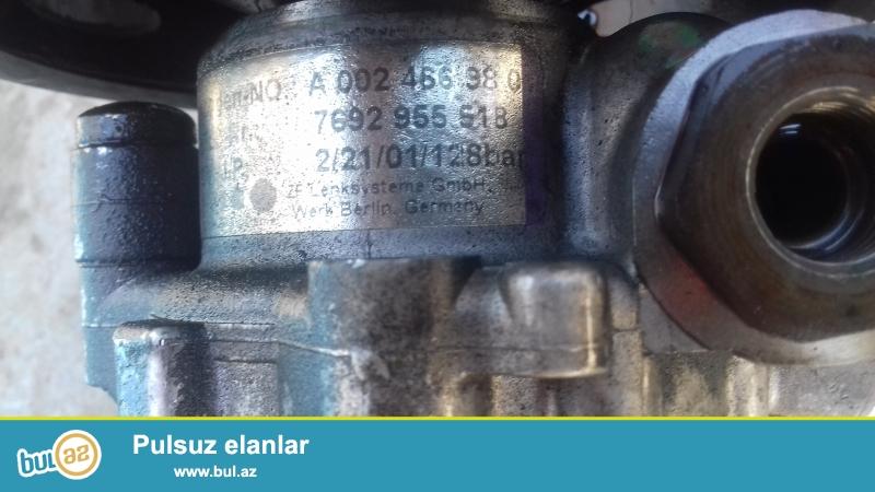 MERSEDES E210 E211 ML163 rulovoyun gidrousliteli ela veziyetdedir