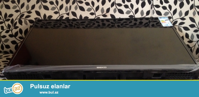 Teze 102 ekran led televizor satılır.