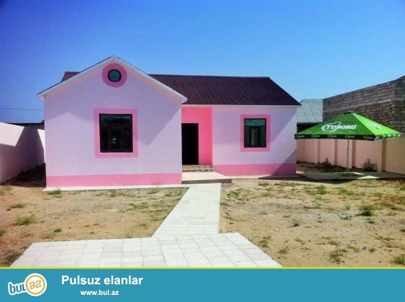 Для очень солидных клиентов! В поселке Шувалан -Маяк  продается  1-ноэтажный, площадью 130 квадрат, 3-х комнатный  частный дом, расположенный на  6-ти сотках земли...