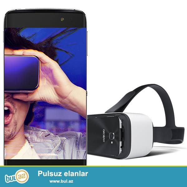 Alcatel Idol 4S (6070K) + VR Gold teze alinib irsad telekomnan 1il zemaneti var...