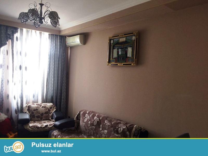 """Masazir """"Yeni Bakı"""" yaşayış kompleksində  3 otaqlı mənzil ( 2 otaqdan düzəlmə)..."""