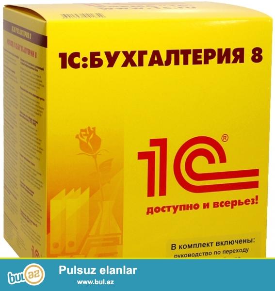 Buxalteriya 7.7  azərbaycanca və rusca , azərbaycan dilində və rus dilində<br /> Buxalteriya 8...