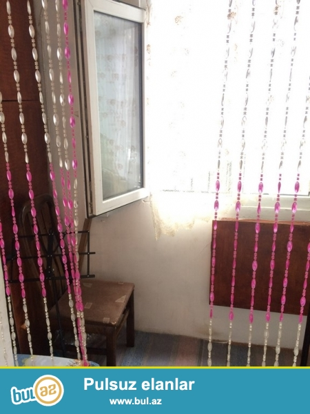 Очень срочно! В  Ясамале,рядом м.ст. Иншаатчылар который построен для работников  МЧС  продаётся 1-а комнатная квартира нового строения 2/7 ,площадью  31  квадрат...