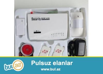 Mobil siqnalizasiya sisteminin ayligi 0 manatdir Mobil siqnalizasiya sistemi ilə siz öz ev,obyekt,qaraj,bag və s...