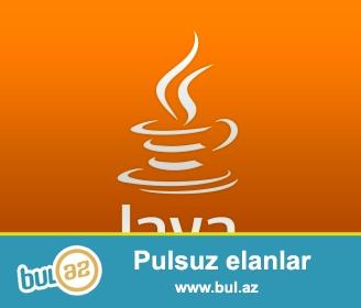 C,C++,C#,Java və Oracle kursları<br /> <br /> Zinyət Tədris Mərkəzində  C, C++, C#, Java proqramlaşdırma dillərini, Oracle və s...