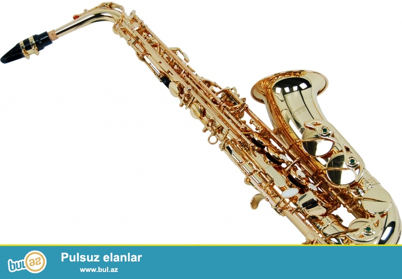 YENI Fransa markali Yeni alto Saksafon  Bonson  Yaniz H.B.