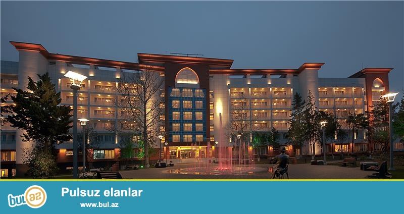Chinar Hotel &Spa Naftalan <br /> 7 günlük tam müalicə paketi - 595 AZN<br /> Qiymətə daxildir...