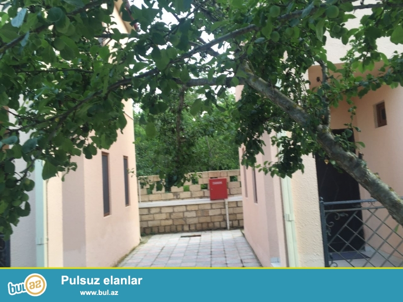 Xaçmaz rayonu Nabran kəndinin tam mərkəzində.Azəri ailəvi istirahət mərkəzi...