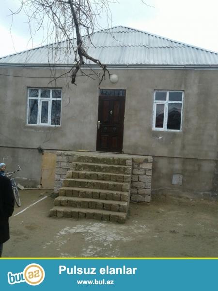 Təcili satılır.Ramana qəs yola marşuruta yaxın yolda 2.2 sot  torpaq sahəsində qoşa daşlı kürsülü ümumi sahədi 120 kv mt olan 4 otaqlı ev satılır...