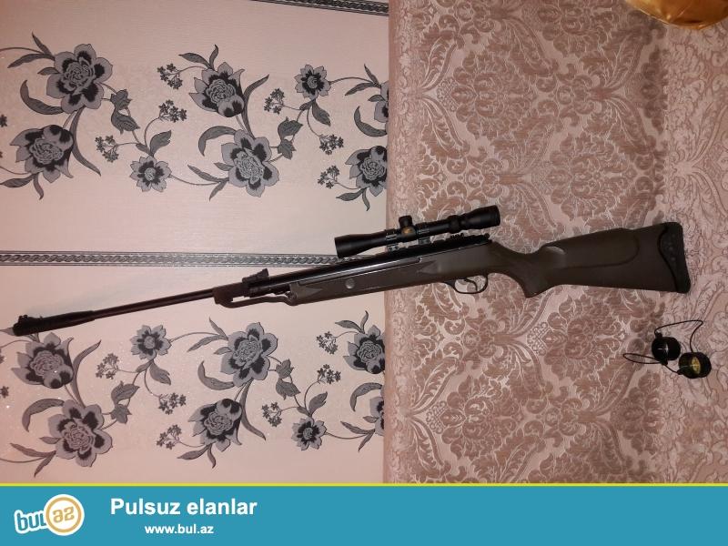 Hatsan 125 sas quattro trigger.capi 4.5mm