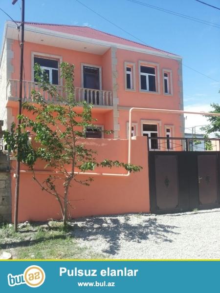 Tecili xirdalanda merkezde  Xezine sadliq sarayina  yaxın  2   sot torpaqda  ela temirli 180 kv metrlik 2 mertebeli  genis villa 5 otaq ...