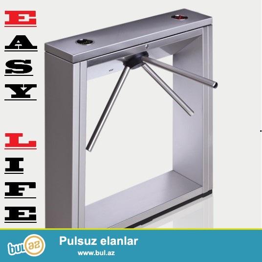 EASY LIFE sirketi teklif edir. Kenar sexslerin girisinin mehdudlasdirmaq ucun kecid nezaret sistemidir...
