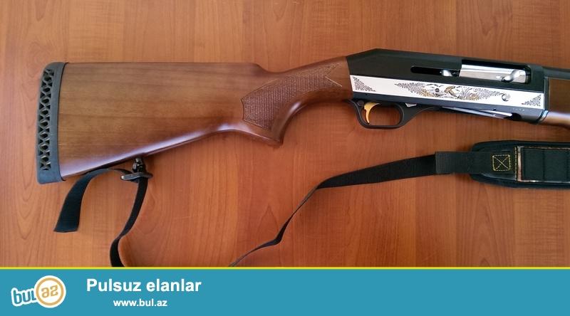 Stoeger 2000 deluxe model ov silahı satıılır.12 kalibrıli lülə uzunluğu 76 sm beş atan sənədli