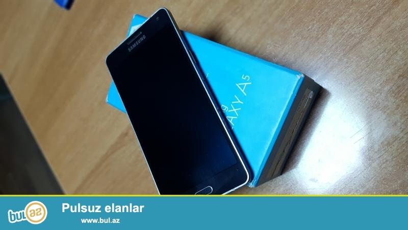 Galaxy A5 2015 . Super veziyyetde, sekillerdende gorunur,cox seliqeli islenib...