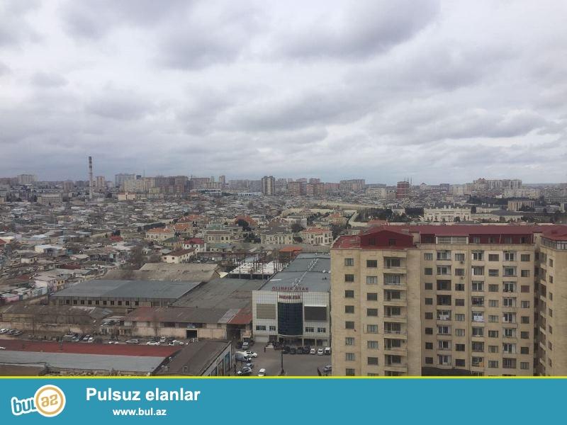 """Satılır """"Olimpik Star""""-ın yanında yenitikili binada 4 otaqlı mənzil..."""