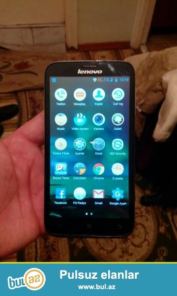 Lenovo a850 telefon yaxsi vezyetdedir.karobka adaptr nausnik var kime maraqli olsa buyura biler