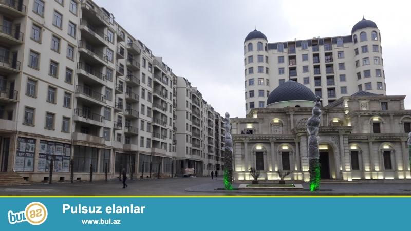 Xırdalan şəhəri Məscidin yanında AAAF park yaşayış kompleksində yerləşən binada ümumi sahəsi 69kv...