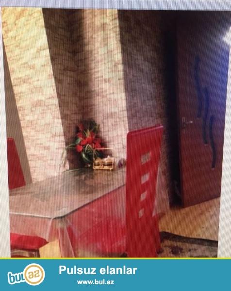 TƏCİLİ Əhmdəlidə Telnov küçəsində Yeni tikili binaın 7-ci mərtəbəsində əla təmirli tam əşyalı 3 otaqlı mənzil kirayə verilir...
