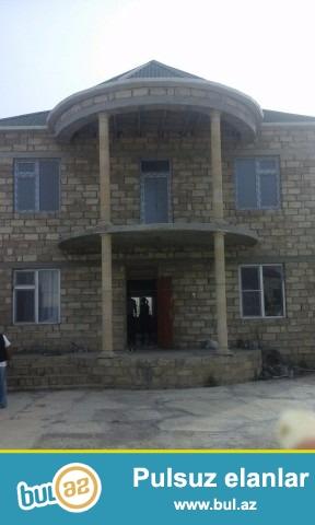 Sabuncu rayonu Maştağa Nardalan yolunun üstü 6 sot torpaq sahəsində ümumi sahəsi 240 kv...