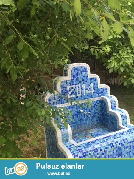 """Xaçmaz rayonu Nabran kəndinin tam mərkəzində """" Azəri Ailəvi istirahət"""" mərkəzi.hər bir şəraiti yüksək səviyyədə..."""
