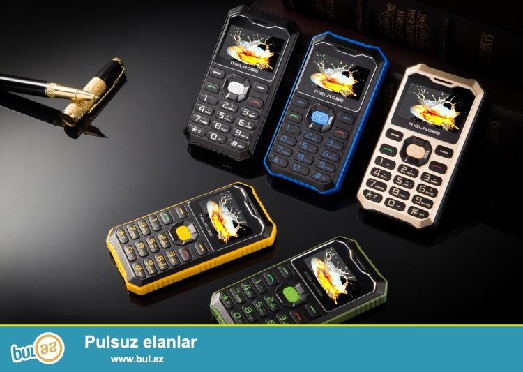 Yen.çatdırılma pulsuz<br /> Dillər<br /> İngilis, Çin<br /> Frequency<br /> / 2000 CDMA800<br /> Xüsusiyyətləri<br /> Telefon kitabçası: 500 ədəd, İsmarıc: 300 ədəd, MP3 player, kamera, şəkil, kalkulyator, zəngli saat, yüngül çəki, Yüksək kefiyyətli ekran,<br /> Şokkeçirməz Vibrasiyalı, tozkeçirməyən<br /> 8gb yaddaş kartı dəstəkləyir