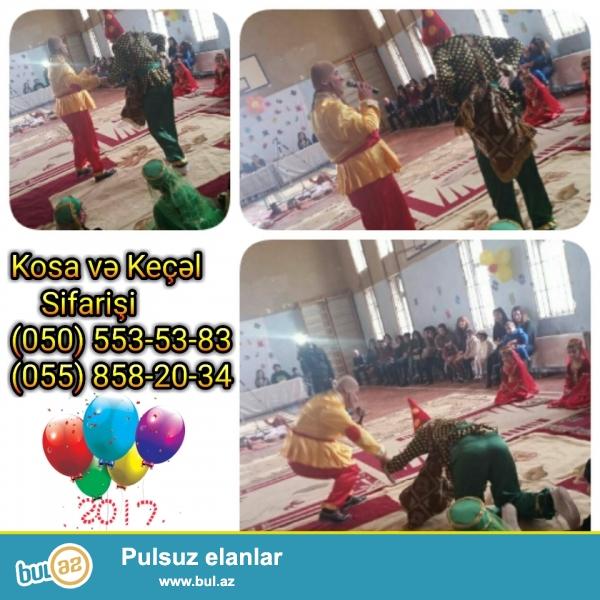 Novruz bayramina az qaldi. Kosa-Keçel Bahar qizi ve b...