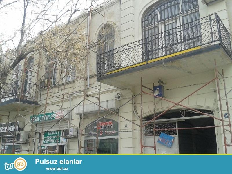 """Satılır """"Səməd Vurgun""""  bağının yanında kohnətikili binada 2 otaqlı mənzil..."""