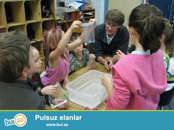 Требуется педагог по Математике .А также преподаватели для дошкольных  и начальных классов для Русского сектора...