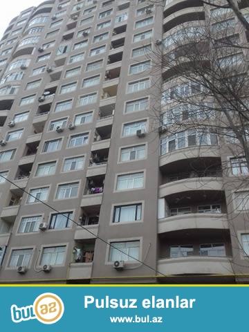H.Aslanov metrosunun çıxışından 2-3 dəqiqəlik məsafədə yerləşən yeni tikili binada 3 otaqlı mənzil artıq satışdadır...