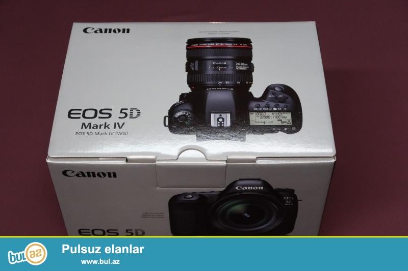 Canon EOS 5D Mark IV Camera.<br /> <br /> 2 1 pulsuz almaq almaq...