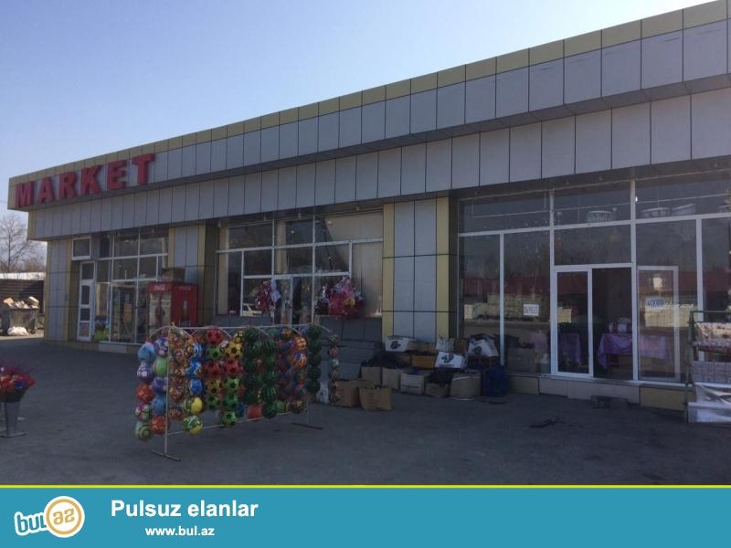Qəbələ Aeroport yolunun Şəki dördyolunda Mərkəzi yolun kənarında 6 sot torpaq sahəsində, 300 kv m sahəsi olan obyekt Satılır...