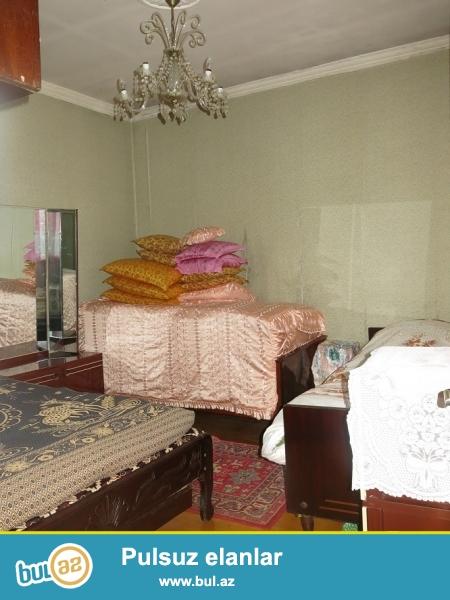 Xirdalanda merkezde 3 otaqli heyet evi satilir 39.000 Manat