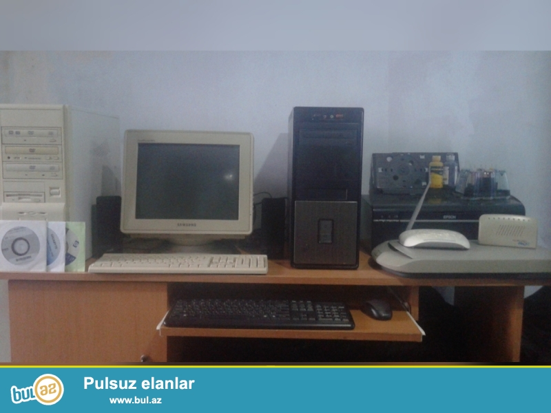 komplektə daxildir :<br />