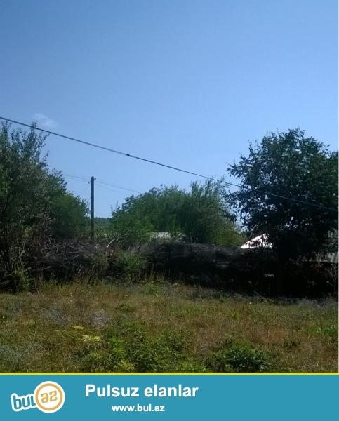 İsmayıllı rayonu Diyallı kəndində, mərkəzi hissədə, asfalt