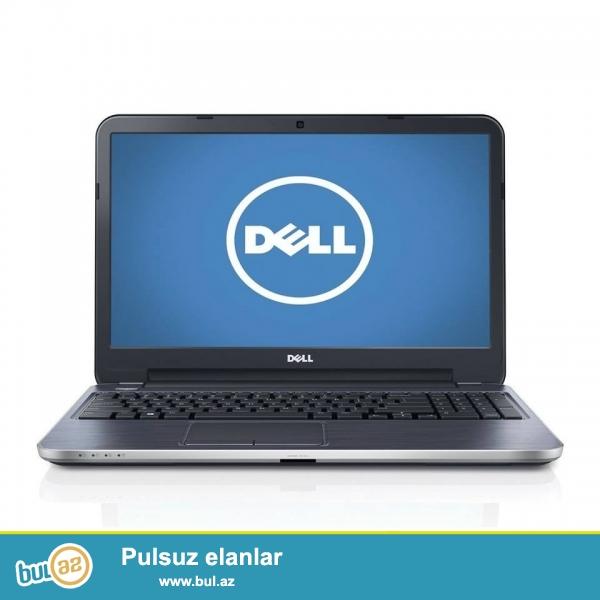OPTAVOY QIYMETE Dell INSPIRON 3537<br /> Prosessor: Core i5 4200U 1600 Mhz<br /> Ekran olcusu: 15...