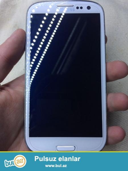 Samsung Galaxy S III - ideal veziyyetde 165 AZn 050 400 41