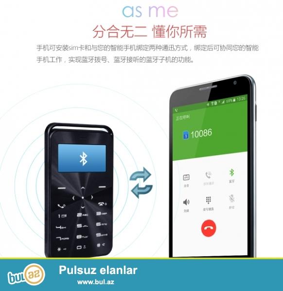 Yeni.kredi kartı boyda böyük ekran ultranazik telefon