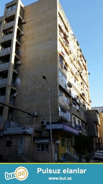 <br /> Nərimanov rayonu Zəka Tədris mərkəzinin yanında yerləşən 9 mərtəbəli binada ev satılır...