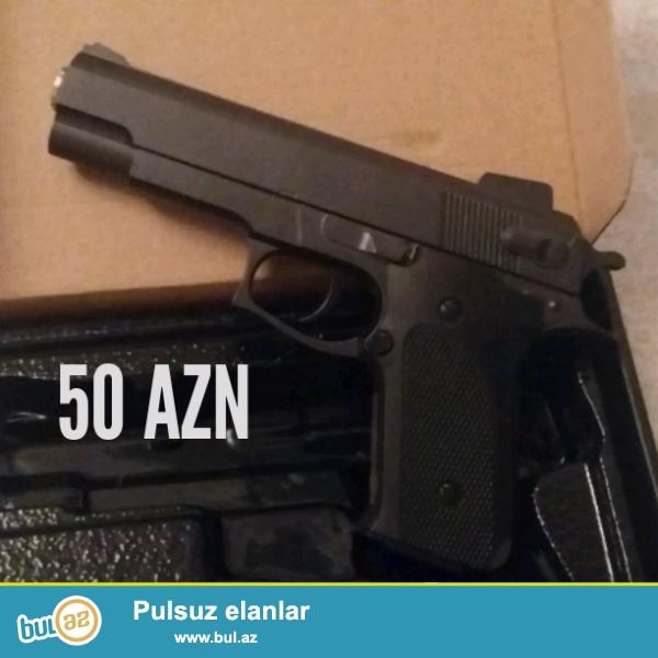 """Airsoft Gun """" Metal Tapanca Berk Plasmas"""