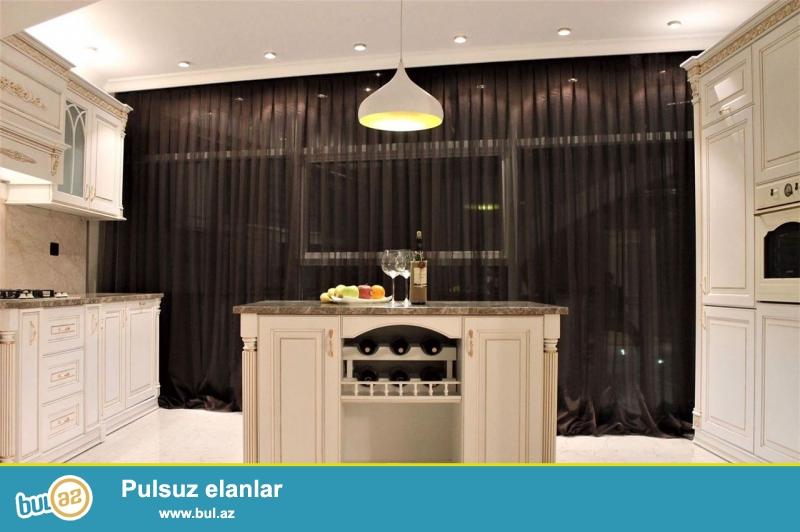 Yasamal rayonu Hesen Mecidov kucesinde 16 mertebeli yeni tikili binada 4 otaqli Dupleks Menzil satilir...