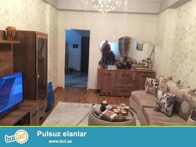 Xətai rayonu, Telnov küçəsi, Diaqnoz tibb mərkəzinin yaxınlığında 21 mərtəbəli binanın 6-cı mərtəbəsində, sahəsi 72 kv...
