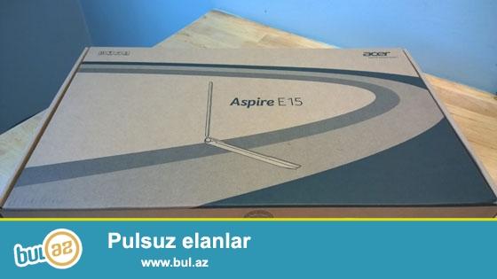 Notebook Acer Aspire E15 Satilir.Intel Core i3 4005U Nvidia Geforce 820m 2GB...