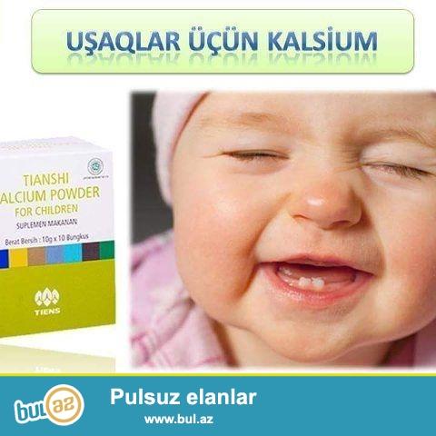 Uşaqlarda kalsium çatışmazlığı-inkişafın ləngiməsi,gec