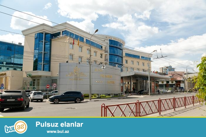 Nərimanov rayonu,Premier otelin yanında 6 mərtəbədən ibarət obyekt satılır...