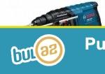 BOSCH firmanın Perforator GBH 2-20 D Professional <br /> Göy (siniy) rəngdə<br /> Boschhammer<br /> 3  611  B5A  401  169<br /> 230V<br /> 50/60Hz<br /> 3,0A<br /> 650W<br /> Made in Russia<br /> Alınıb 05...