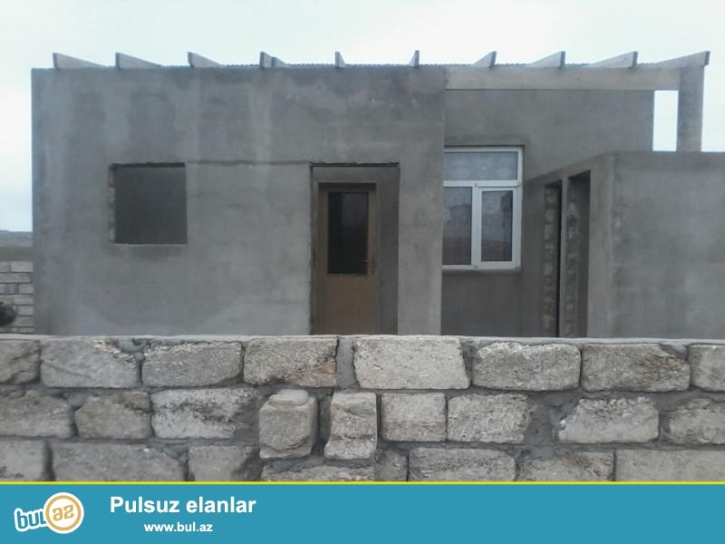 Sabuncu rayonu Savalan yasayis massivinde 2 sot torpaq sahəsində ümumi sahəsi 70 kv...