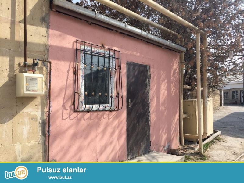 Xırdalan şəhərində dayanacaqdan 20 metr aralıda yerləşən ümumi sahəsi 30 kv.m olan həyət evi satılır...
