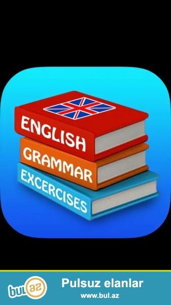 Ümumi ingilis dili;<br /> Abiturient hazırlığı;<br /> Kiçik yaşlı mekteblilere ve mektebeqeder uşaqlara ingilis dili tedrisi...