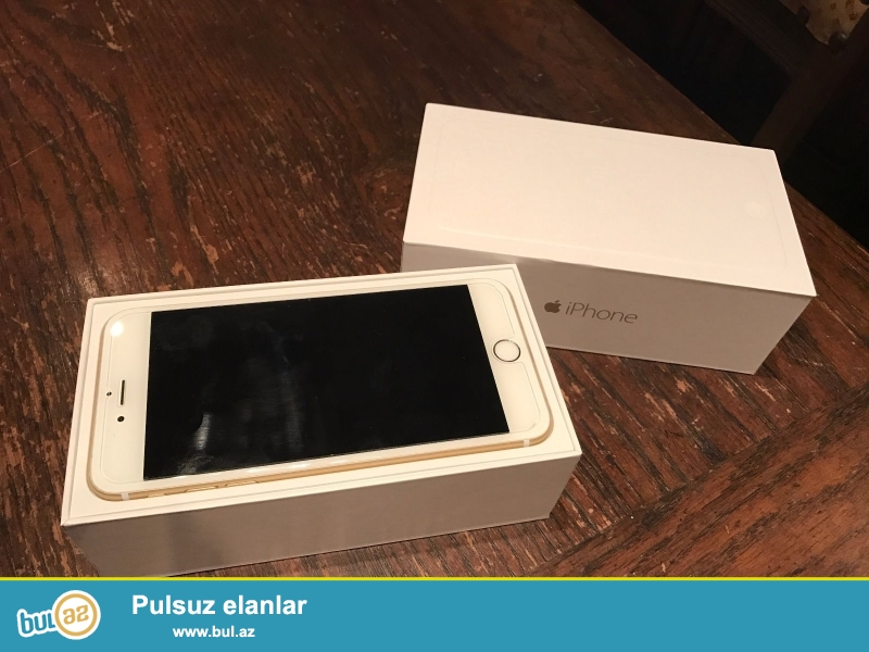 Apple iPhone 6 Plus - 128GB Smartphone.<br />