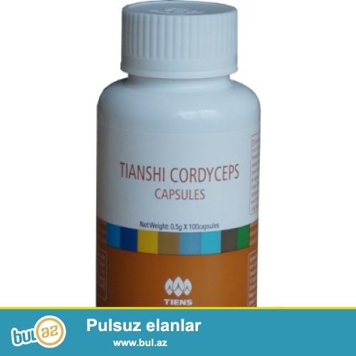 Kordiseps təbii antibiotikdir.İltihab əleyhinə təsir göstərir...